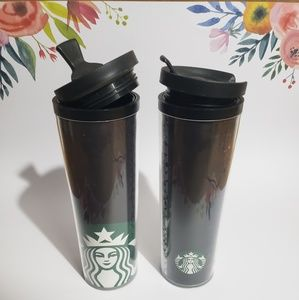 BOTH PreLoved:  Starbucks Venti Hot Cups